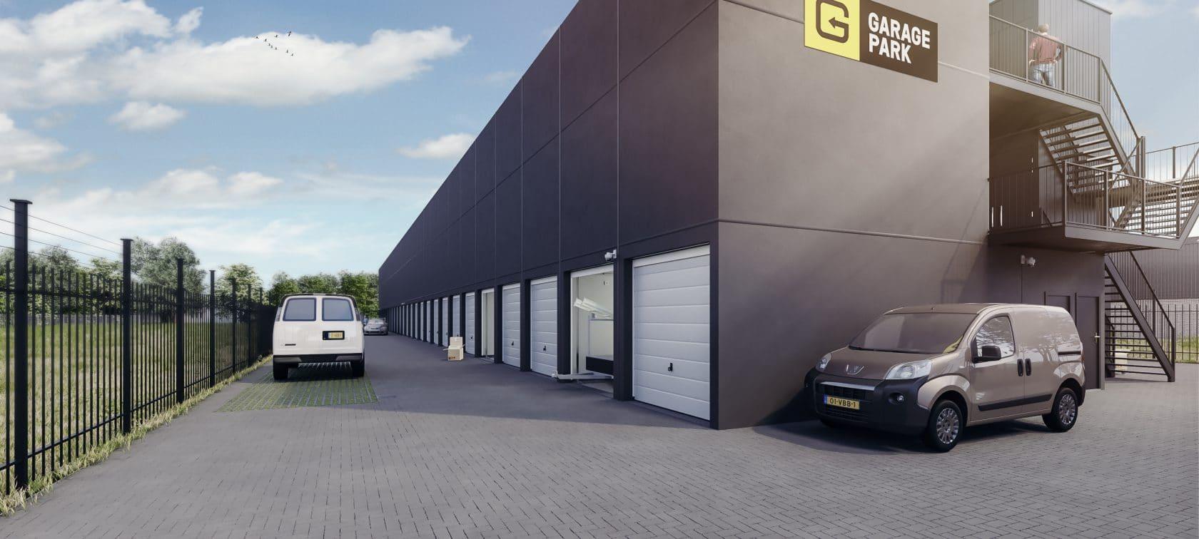 GaragePark Almere Gooisekant