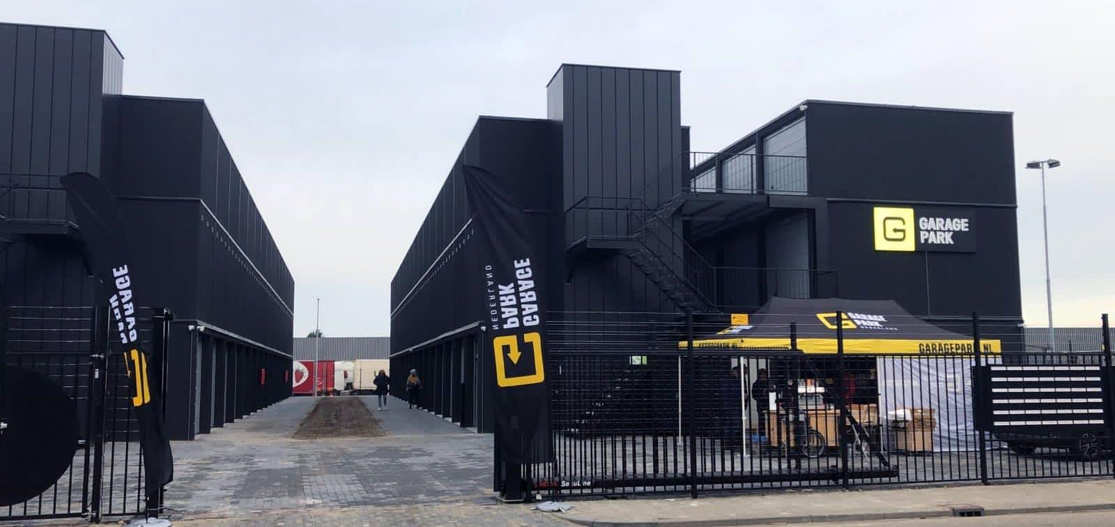 GaragePark Breda