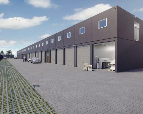 GaragePark Roosendaal